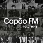 Logo da emissora Rádio Capão 90.7 FM