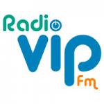 Logo da emissora Web Rádio VIP FM