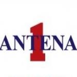 Logo da emissora Rádio Antena 1 FM 95.5