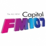 Logo da emissora Radio Capital FM 107 Vanuatu