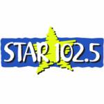 Logo da emissora Radio KSTZ Star 102.5 FM