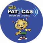 Logo da emissora Web Rádio Patacas Net