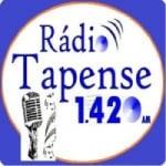 Logo da emissora Rádio Tapense 1420 AM
