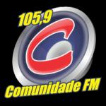 Logo da emissora Radio Comunidade FM 105.9