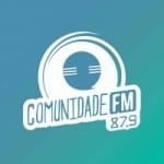 Logo da emissora Rádio Comunidade FM 104.5
