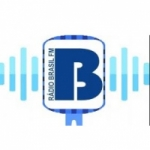 Logo da emissora Rádio Brasil FM 87.9
