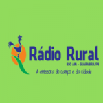 Logo da emissora Rádio Rural 850 AM
