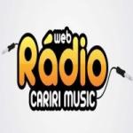 Logo da emissora Web Rádio Cariri Music