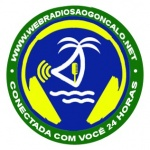 Logo da emissora Webrádio São Gonçalo