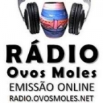 Logo da emissora Rádio Ovos Moles