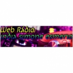 Logo da emissora Rádio Índia Simone Esmerio
