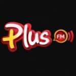 Logo da emissora Rádio Plus 106.1 FM