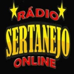 Logo da emissora Rádio Sertanejo Online