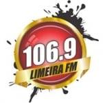 Logo da emissora Rádio Limeira FM 106.9