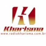 Logo da emissora Rádio Kharisma