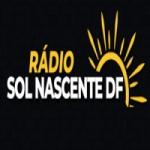 Logo da emissora Rádio Sol Nascente DF