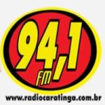 Logo da emissora Rádio Caratinga 94.1 FM