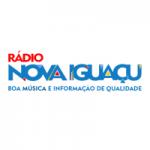 Logo da emissora Rádio Nova Iguaçu
