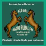 Logo da emissora Rádio Rural 87.5 FM