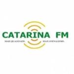 Logo da emissora Rádio Catarina FM