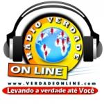 Logo da emissora Rádio Verdade Online