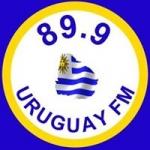 Logo da emissora Radio Uruguay 89.9 FM