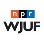 Logo da emissora Radio WJUF 90.1 FM