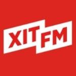 Logo da emissora Radio Hit FM 101.2
