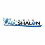 Logo da emissora Rádio ABC Shalon 105.9 FM