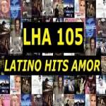 Logo da emissora LHA 105 FM