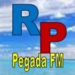 Logo da emissora Rádio Pegada