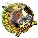 Logo da emissora Rádio Paiol