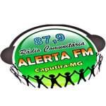 Logo da emissora Rádio Alerta 87.9 FM
