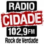 Logo da emissora Rádio Mania 102.9 FM