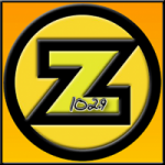 Logo da emissora Radio KZIA Z 102.9 FM