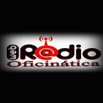 Logo da emissora Rádio Oficinática