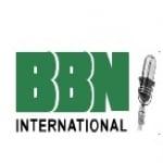 Logo da emissora Rádio BBN 96.1 FM