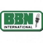 Logo da emissora Rádio BBN 93.5 FM