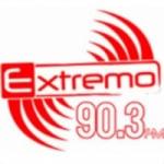 Logo da emissora Radio Extremo 90.3 FM