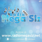 Logo da emissora Rádio Mega Slz