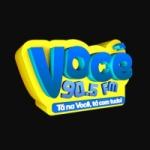 Logo da emissora Rádio Você 90.5 FM