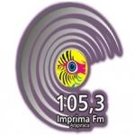 Logo da emissora Rádio Imprima 88.9 FM
