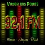 Logo da emissora Rádio Virgem Dos Pobres FM