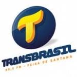Logo da emissora Rádio TransBrasil 99.5 FM