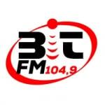 Logo da emissora Rádio Bit 104.9 FM