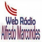 Logo da emissora Rádio Marcondes Web