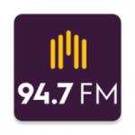 Logo da emissora Rádio 94.7 FM