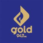 Logo da emissora Rádio Gold 94.7 FM