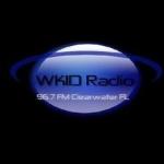 Logo da emissora WKID 96.7 FM
