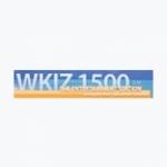Logo da emissora WKIZ 1500 AM